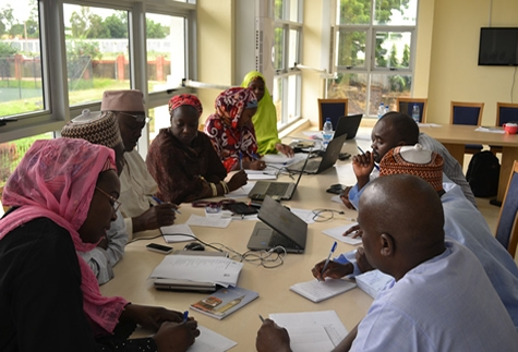 RhaConsulting SAQIP - PACT Training - Yola